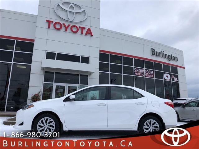 2017 Toyota Corolla  (Stk: U10536) in Burlington - Image 1 of 18