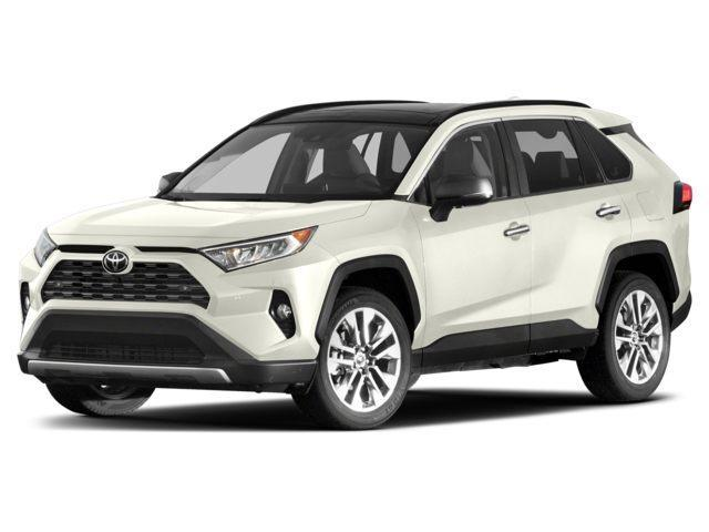 2019 Toyota RAV4 Limited (Stk: 012614) in Milton - Image 1 of 2