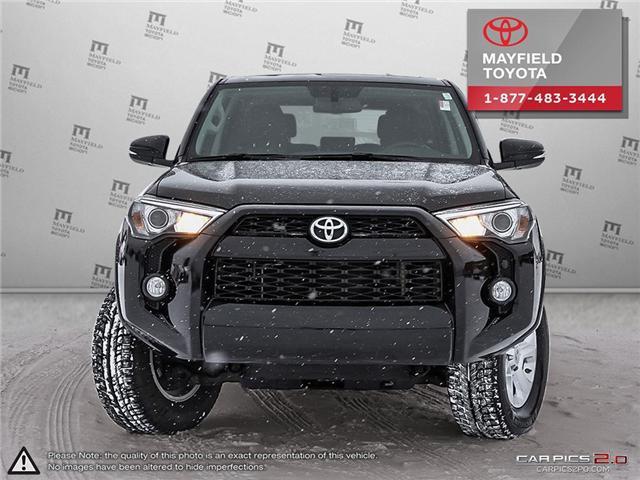 2017 Toyota 4Runner SR5 (Stk: 190172B) in Edmonton - Image 2 of 20