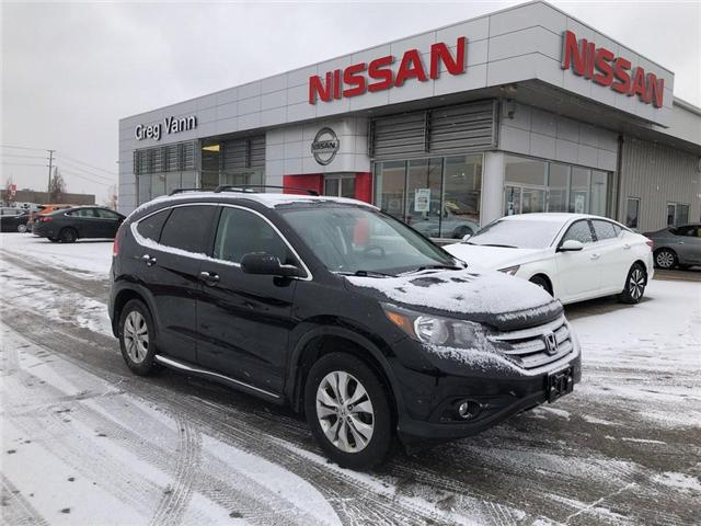 2014 Honda CR-V EX-L (Stk: U1046A) in Cambridge - Image 1 of 15