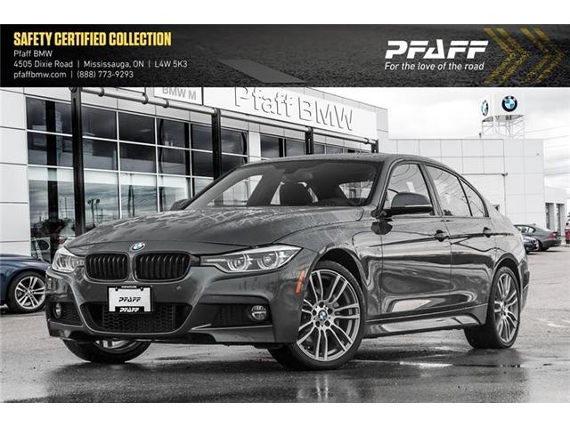 2018 BMW 330i xDrive (Stk: U5246) in Mississauga - Image 1 of 20