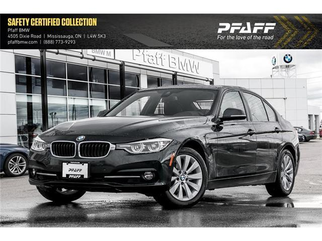 2017 BMW 330i xDrive Sedan (8D97) (Stk: U5278) in Mississauga - Image 1 of 17