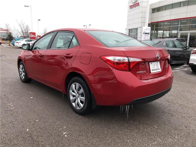 2015 Toyota Corolla LE (Stk: P1683) in Whitchurch-Stouffville - Image 3 of 21