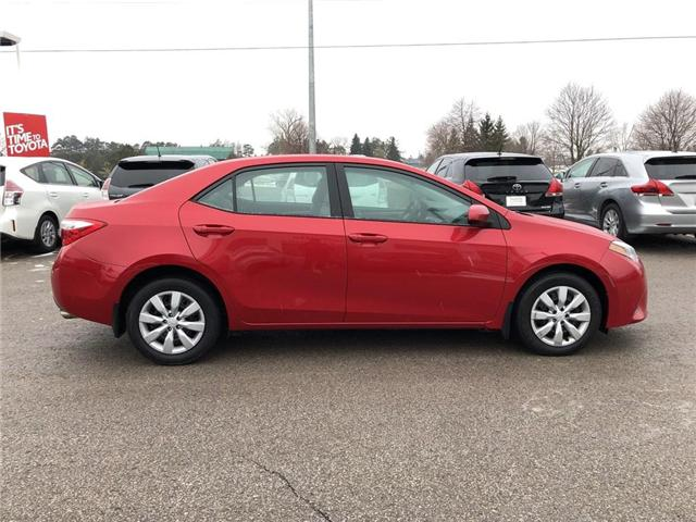 2015 Toyota Corolla LE (Stk: P1683) in Whitchurch-Stouffville - Image 6 of 21