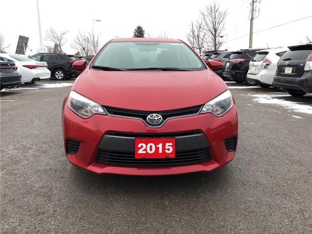 2015 Toyota Corolla LE (Stk: P1683) in Whitchurch-Stouffville - Image 8 of 21