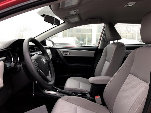 2015 Toyota Corolla LE (Stk: P1683) in Whitchurch-Stouffville - Image 9 of 21