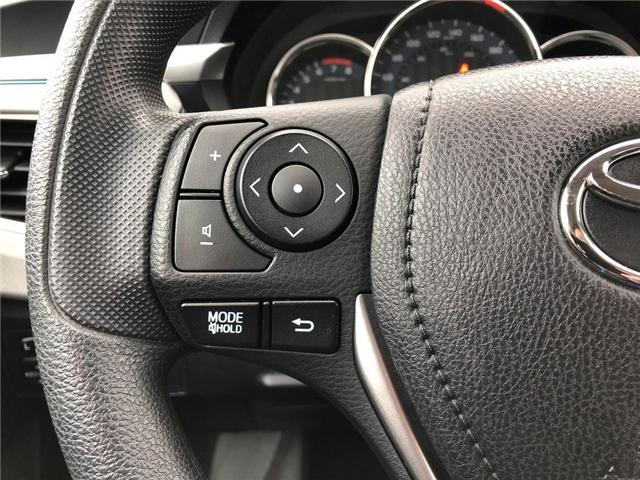 2015 Toyota Corolla LE (Stk: P1683) in Whitchurch-Stouffville - Image 12 of 21