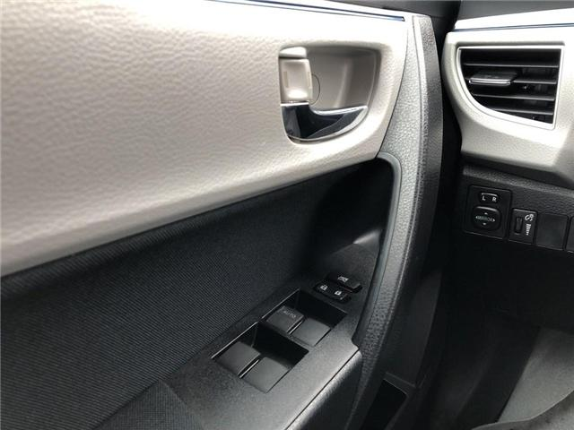 2015 Toyota Corolla LE (Stk: P1683) in Whitchurch-Stouffville - Image 19 of 21