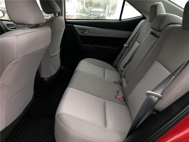 2015 Toyota Corolla LE (Stk: P1683) in Whitchurch-Stouffville - Image 20 of 21