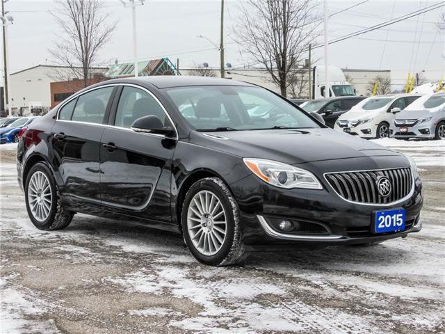 2015 Buick Regal Base (Stk: 19197AA) in Milton - Image 3 of 13
