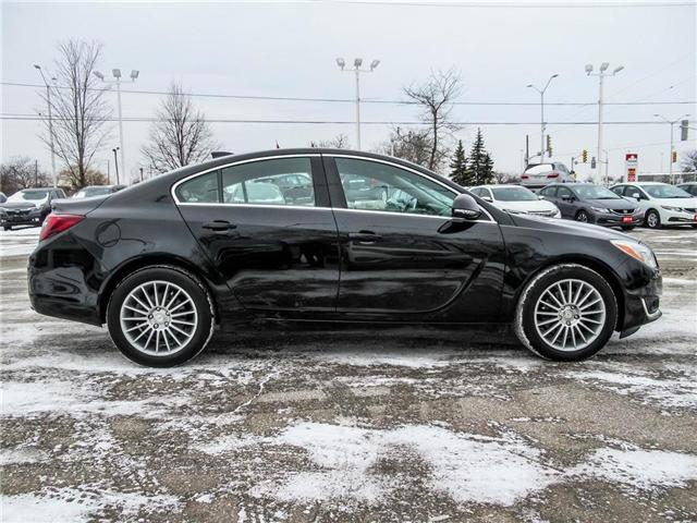 2015 Buick Regal Base (Stk: 19197AA) in Milton - Image 4 of 13