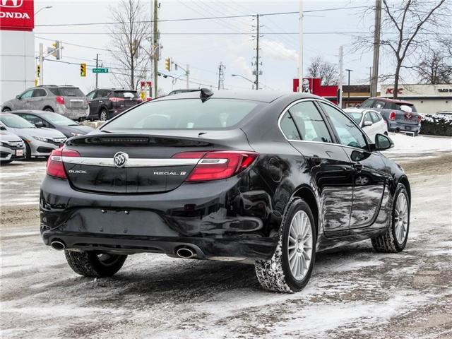2015 Buick Regal Base (Stk: 19197AA) in Milton - Image 5 of 13