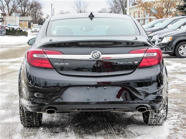 2015 Buick Regal Base (Stk: 19197AA) in Milton - Image 6 of 13