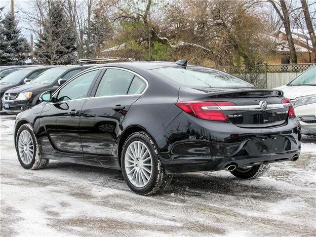 2015 Buick Regal Base (Stk: 19197AA) in Milton - Image 7 of 13