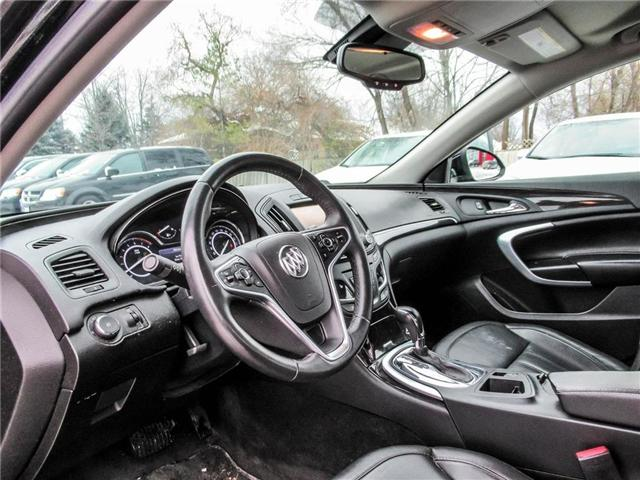 2015 Buick Regal Base (Stk: 19197AA) in Milton - Image 10 of 13