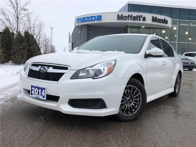 2014 Subaru Legacy  (Stk: P6641B) in Barrie - Image 1 of 21