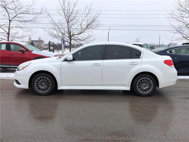 2014 Subaru Legacy  (Stk: P6641B) in Barrie - Image 2 of 21