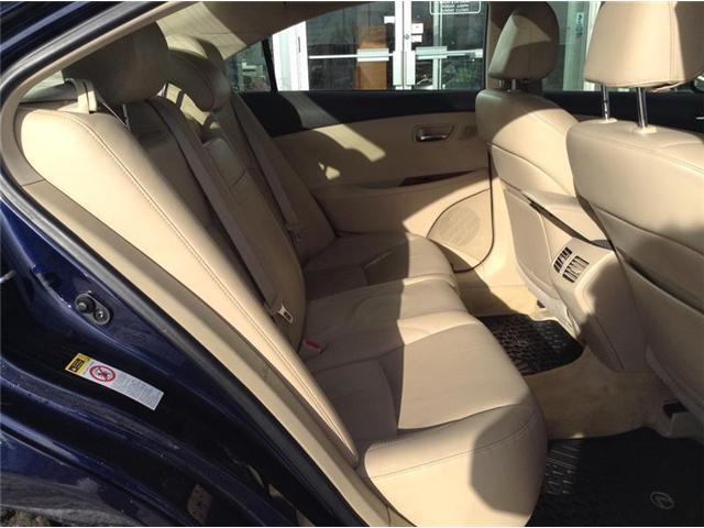 2007 Lexus ES 350 Base (Stk: 190015A) in Calgary - Image 8 of 12