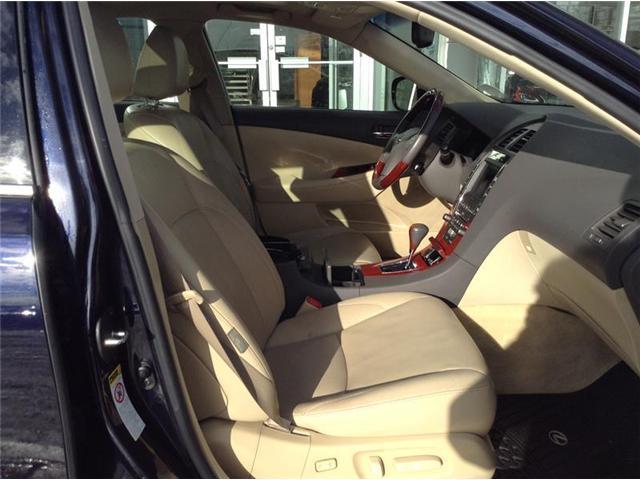 2007 Lexus ES 350 Base (Stk: 190015A) in Calgary - Image 10 of 12