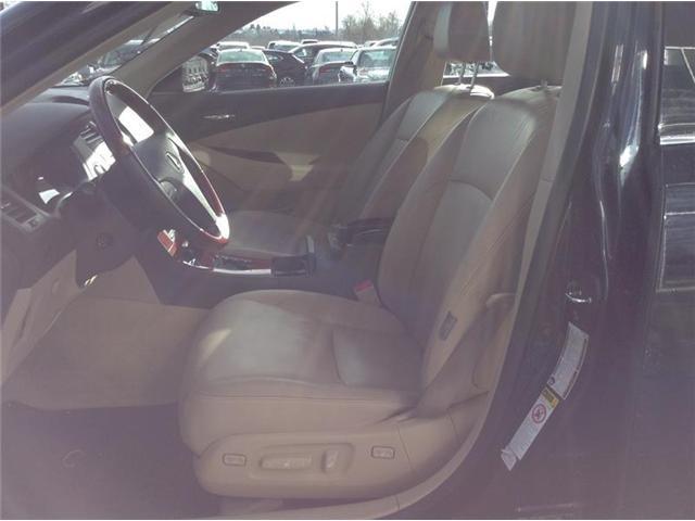 2007 Lexus ES 350 Base (Stk: 190015A) in Calgary - Image 11 of 12