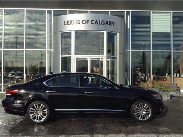 2015 Lexus LS 460 L (Stk: 190254A) in Calgary - Image 1 of 12