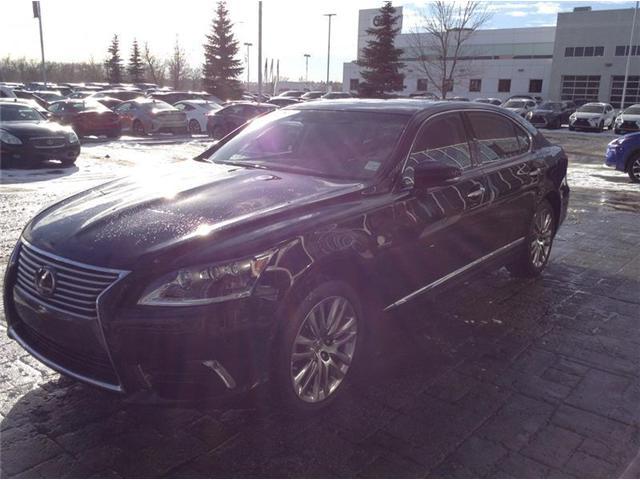 2015 Lexus LS 460 L (Stk: 190254A) in Calgary - Image 4 of 12