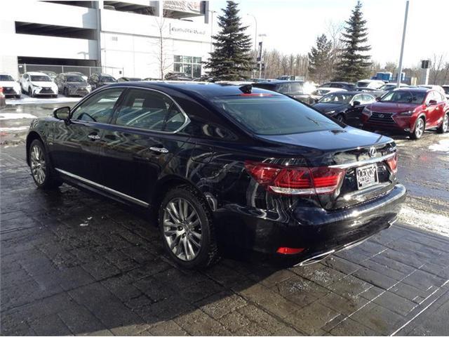 2015 Lexus LS 460 L (Stk: 190254A) in Calgary - Image 5 of 12