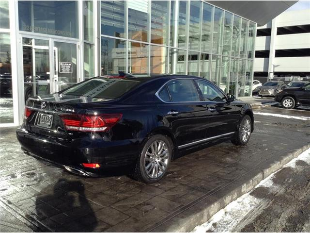2015 Lexus LS 460 L (Stk: 190254A) in Calgary - Image 7 of 12