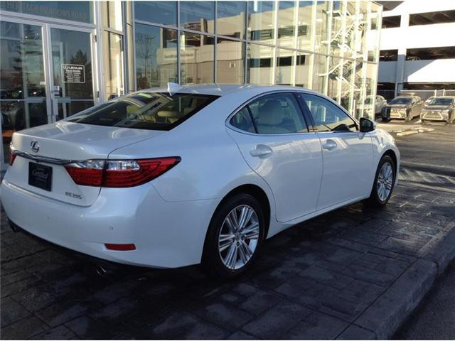 2015 Lexus ES 350 Base (Stk: 190306A) in Calgary - Image 7 of 12