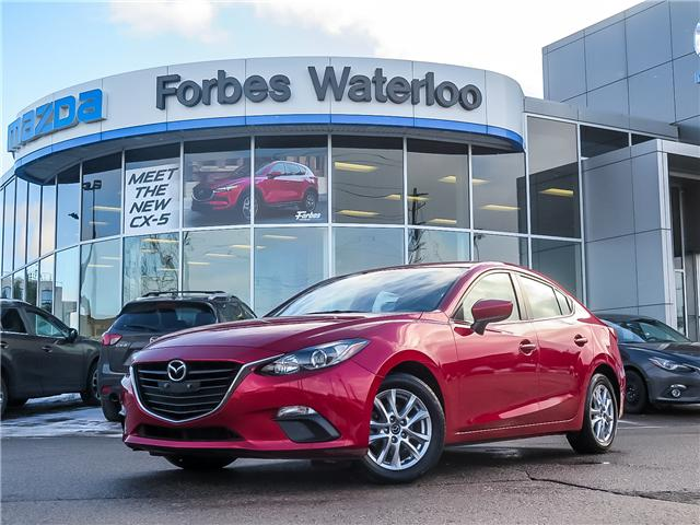 2016 Mazda Mazda3  (Stk: M6146A) in Waterloo - Image 1 of 23