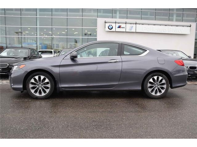 2014 Honda Accord EX-L-NAVI (Stk: P374625A) in Brampton - Image 2 of 16