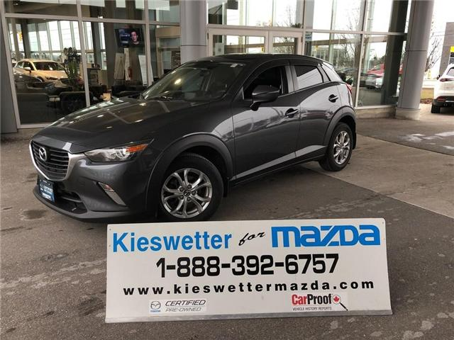 2017 Mazda CX-3 GS (Stk: U3746) in Kitchener - Image 2 of 30