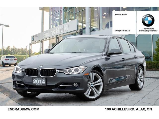 2014 BMW 328i xDrive (Stk: P5743) in Ajax - Image 1 of 22