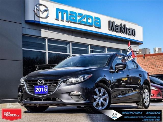 2015 Mazda Mazda3 GX (Stk: P1843) in Markham - Image 1 of 24