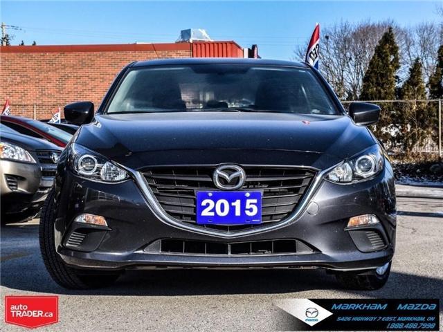 2015 Mazda Mazda3 GX (Stk: P1843) in Markham - Image 2 of 24