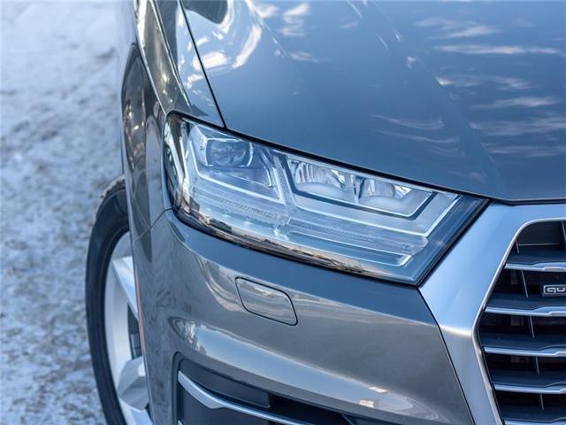 2018 Audi Q7 3.0T Technik (Stk: N4580) in Calgary - Image 4 of 18