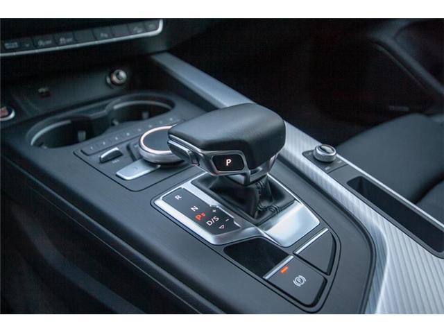 2018 Audi A4 allroad 2.0T Technik (Stk: N4582) in Calgary - Image 9 of 16