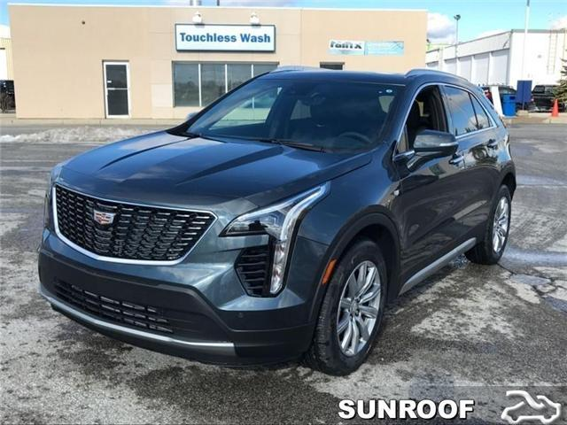 2019 Cadillac XT4 Premium Luxury (Stk: F153637) in Newmarket - Image 1 of 20