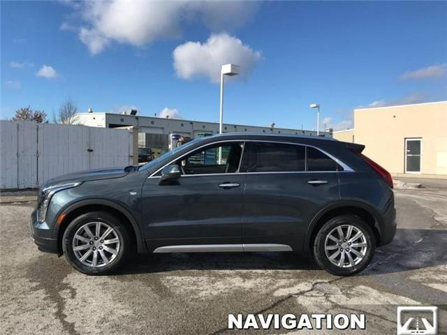 2019 Cadillac XT4 Premium Luxury (Stk: F153637) in Newmarket - Image 2 of 20
