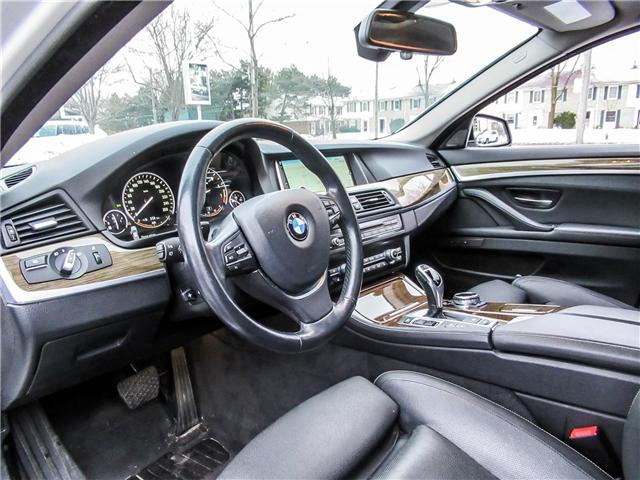 2014 BMW 535i xDrive (Stk: P8612A) in Thornhill - Image 10 of 29