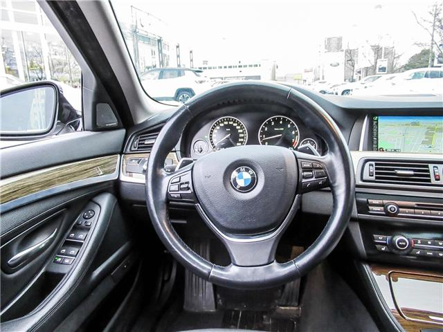 2014 BMW 535i xDrive (Stk: P8612A) in Thornhill - Image 12 of 29