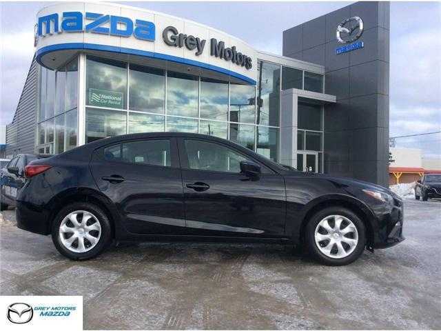 2016 Mazda Mazda3  (Stk: 03321P) in Owen Sound - Image 1 of 20