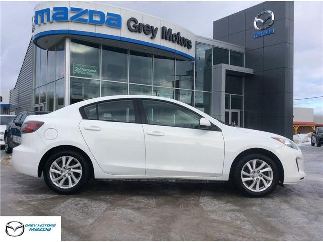 2012 Mazda Mazda3 GS-SKY (Stk: 18066A) in Owen Sound - Image 1 of 21