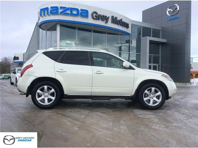 New & Used Nissan for Sale in Owen Sound | Grey Motors Mazda