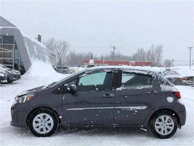 2015 Toyota Yaris LE (Stk: 91318A) in Gatineau - Image 2 of 19