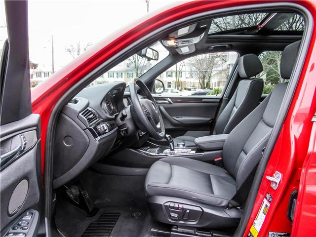 2015 BMW X3 xDrive28i (Stk: P8770) in Thornhill - Image 11 of 28