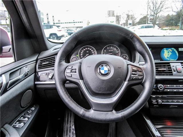2015 BMW X3 xDrive28i (Stk: P8770) in Thornhill - Image 13 of 28
