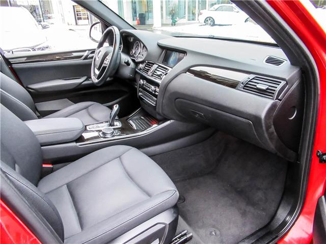 2015 BMW X3 xDrive28i (Stk: P8770) in Thornhill - Image 15 of 28