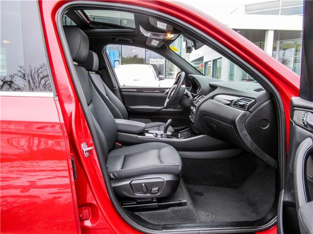 2015 BMW X3 xDrive28i (Stk: P8770) in Thornhill - Image 16 of 28