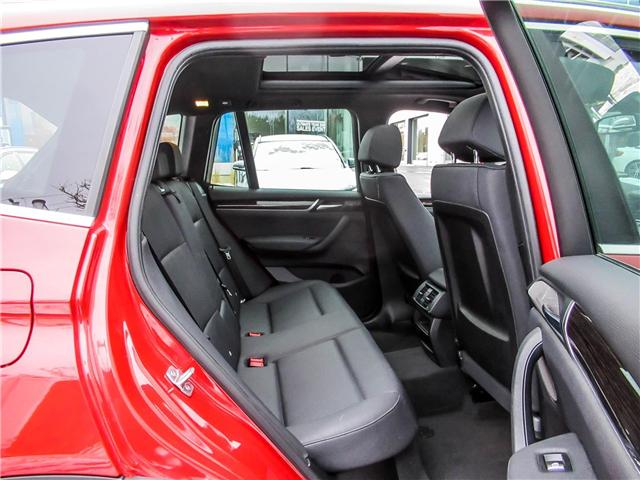 2015 BMW X3 xDrive28i (Stk: P8770) in Thornhill - Image 17 of 28